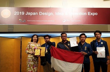 Prestisius Japan Design & Invention Expo (JDIE) 2019